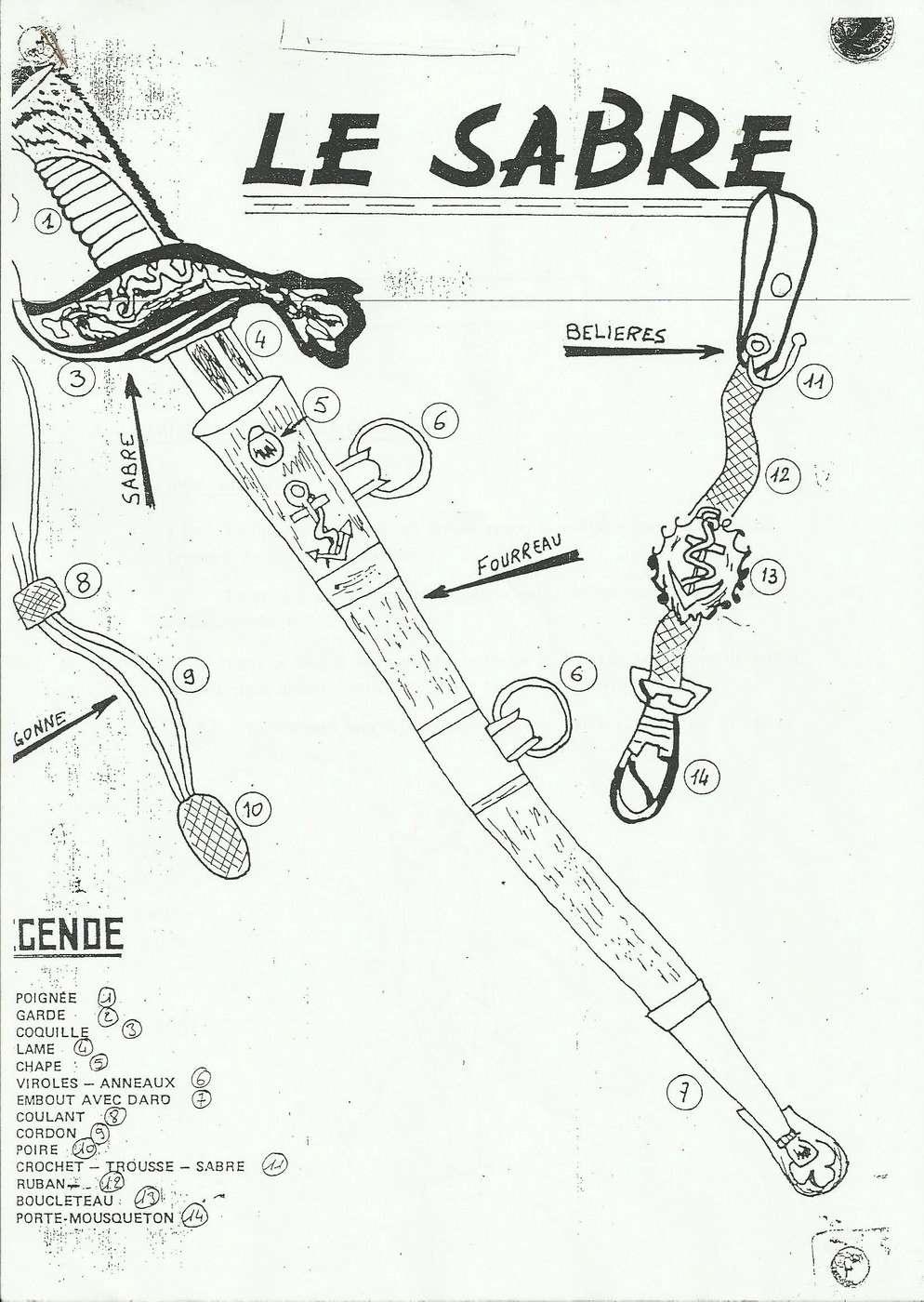 [Les traditions dans la Marine] Le port du sabre - Page 4 062