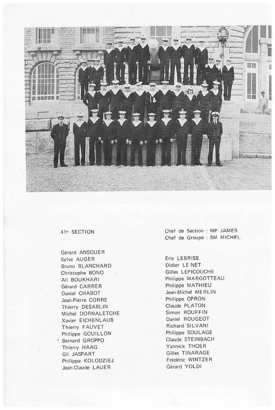 [ École des Mousses ] École des mousses 76/77 Mousse10