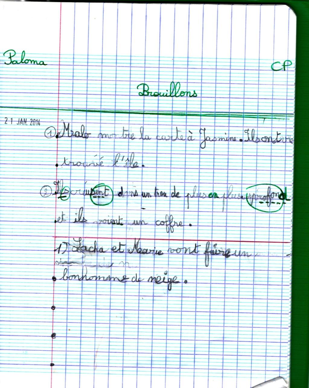 Cahier du jour  Paloma10