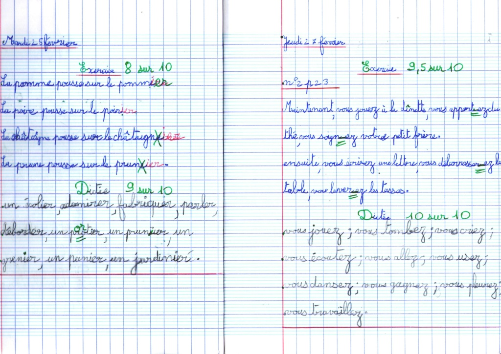 Cahier du jour  Paloma12