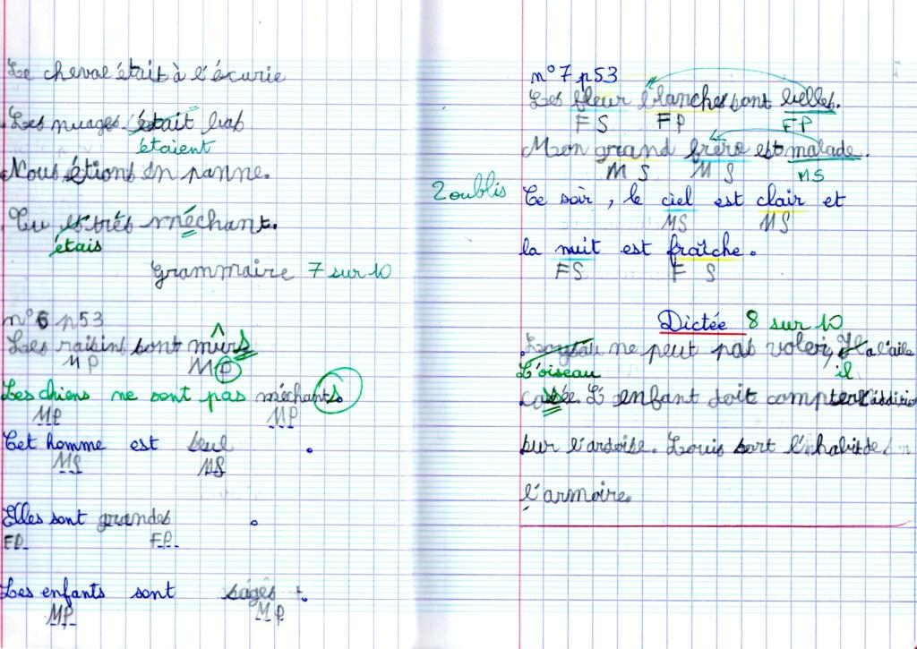 Cahier du jour  Wistan12