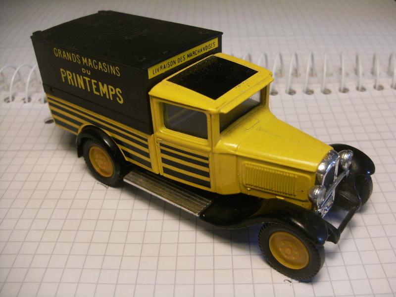 Citroën Fourgons et voitures de livraison C4 Four_c15