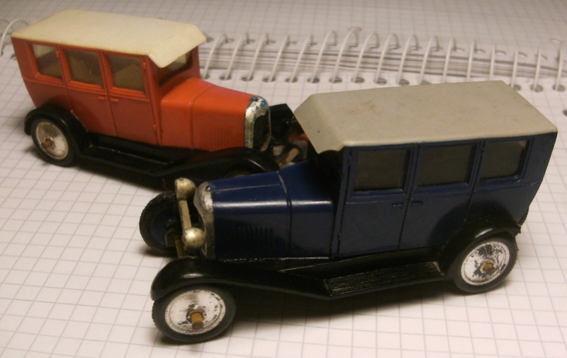B2, miniature berline 6 glaces, un modèle, plusieurs fabricants... ! Minia_10