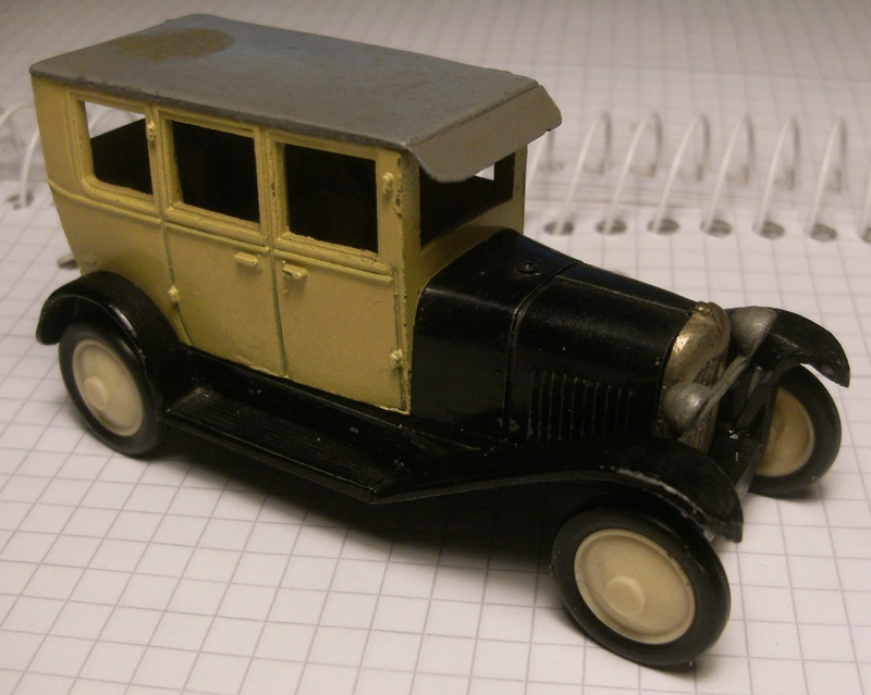 B2, miniature berline 6 glaces, un modèle, plusieurs fabricants... ! Rami_b10