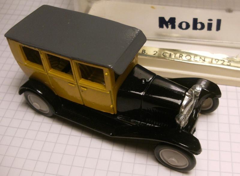 B2, miniature berline 6 glaces, un modèle, plusieurs fabricants... ! Rami_b11