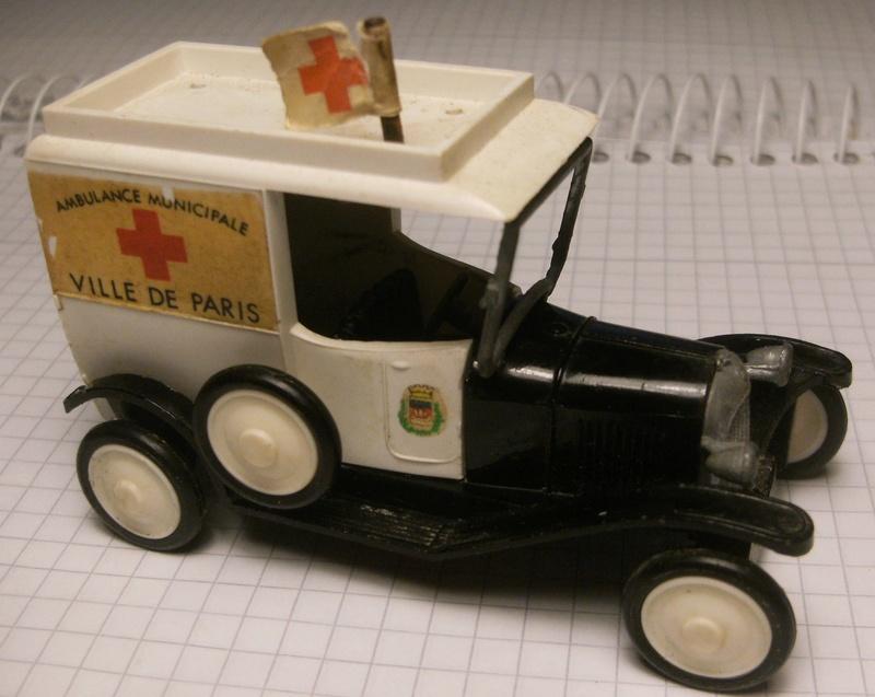 B2, miniature berline 6 glaces, un modèle, plusieurs fabricants... ! Safir_10