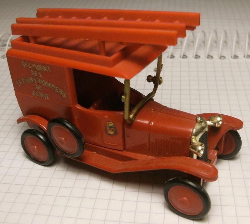 B2, miniature berline 6 glaces, un modèle, plusieurs fabricants... ! Safir_11