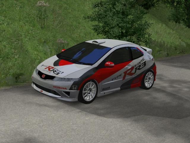 Novedades RBR Civic310