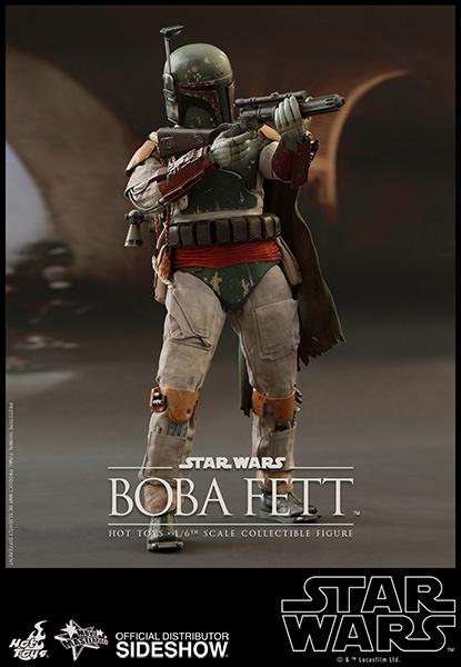 Custom Boba Fett sideshow en Mythos  90249112