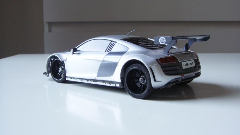 Présentation de ma MR03 Audi R8 LMS Dsc09615