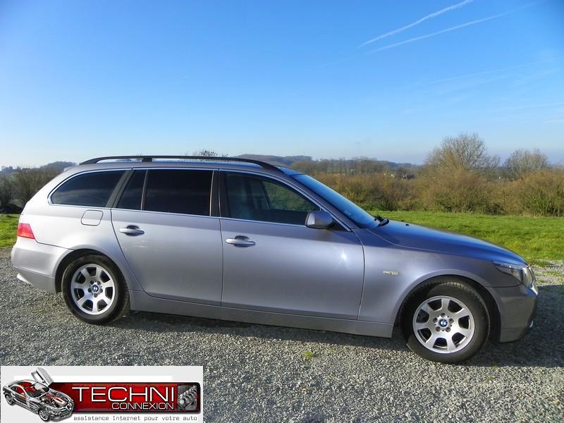[ BMW E61 525D M57TU an 2005 ] plus de verrouillage à distance 119