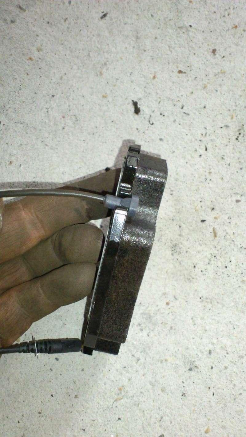 [ Renault twingo ] Remplacement plaquettes de frein ( TUTO ) 1510