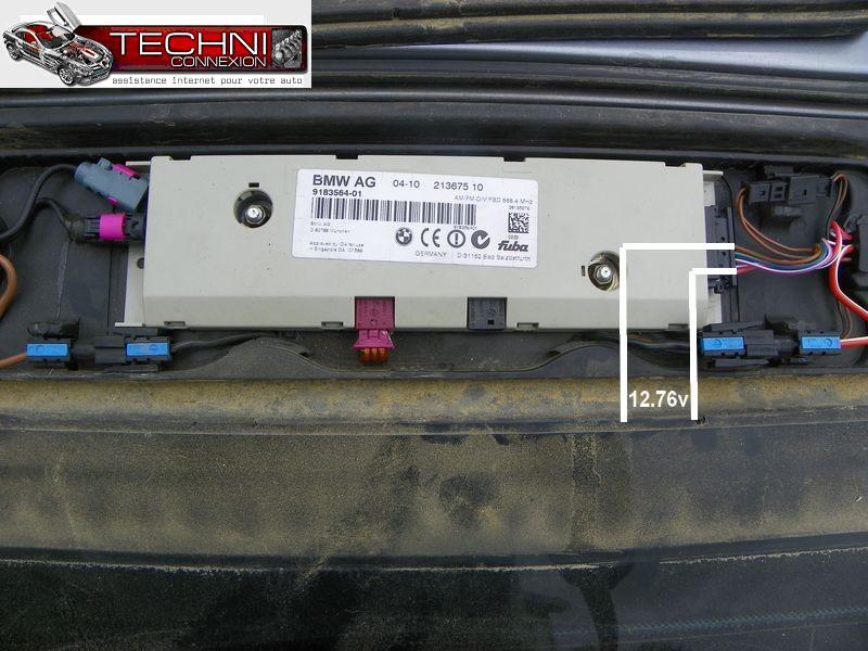 [ BMW E61 525D M57TU an 2005 ] plus de verrouillage à distance 218