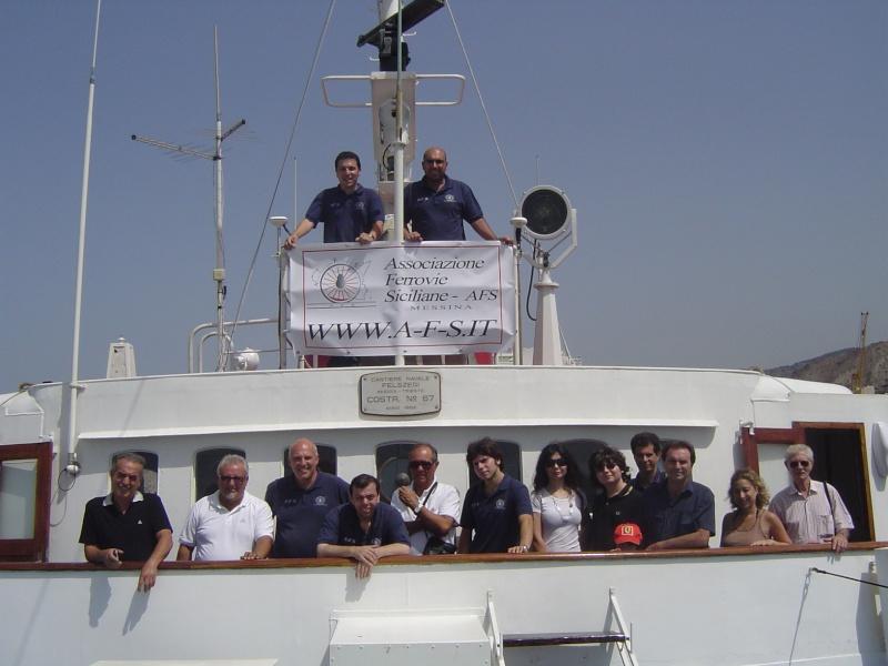 """21 agosto 2010 - Visita nave """"EDRA""""  Dsc07011"""