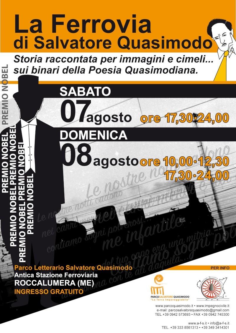 7 e 8 agosto 2010 - Parco Letterario Salvatore Quasimodo, Roccalumera  (Messina) Pagmos10