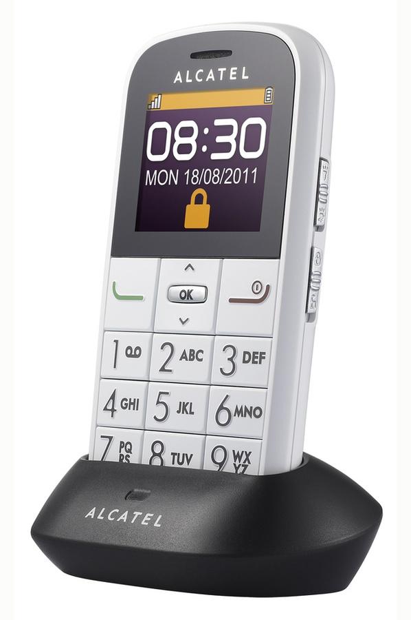 Téléphone Senior et téléphone maison de campagne Free 2€ ou Free 20 € Alcate10