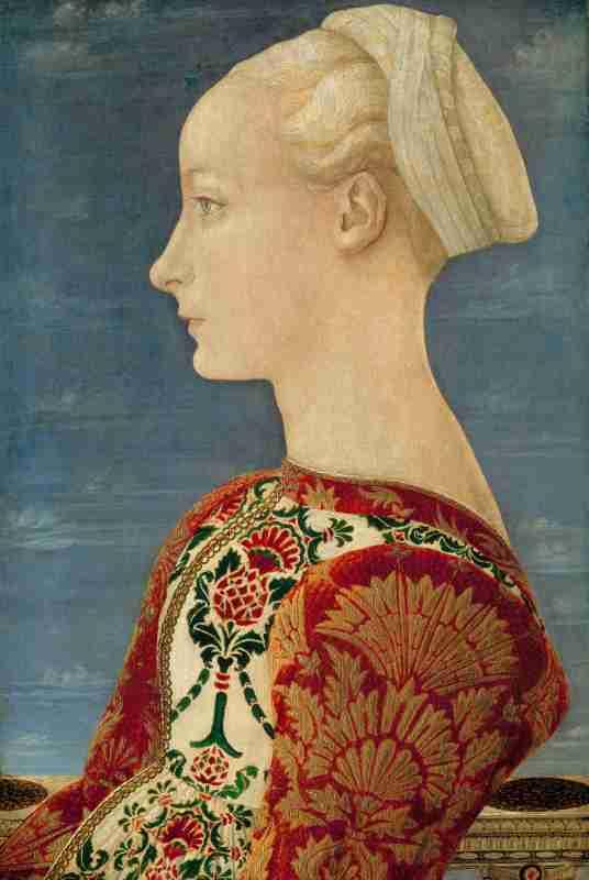 Tentative de retrouver un tableau d'après un dessin de femme au turban Antoni10