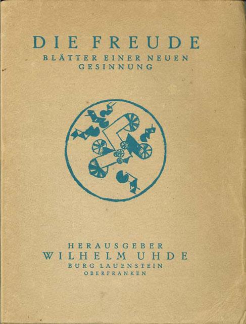 Wilhelm Uhde le découvreur (1874-1947) Cover_10