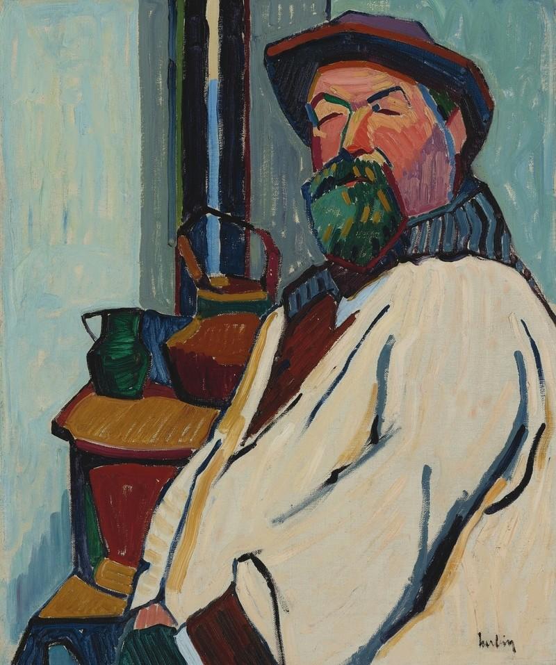 Wilhelm Uhde le découvreur (1874-1947) Portra11