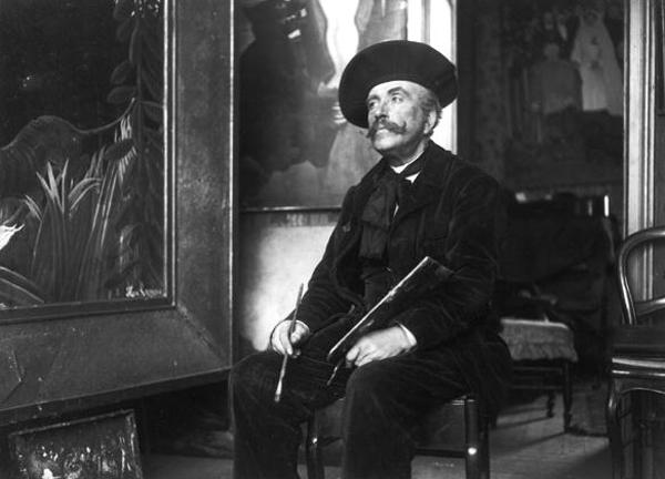Wilhelm Uhde le découvreur (1874-1947) Rousse12