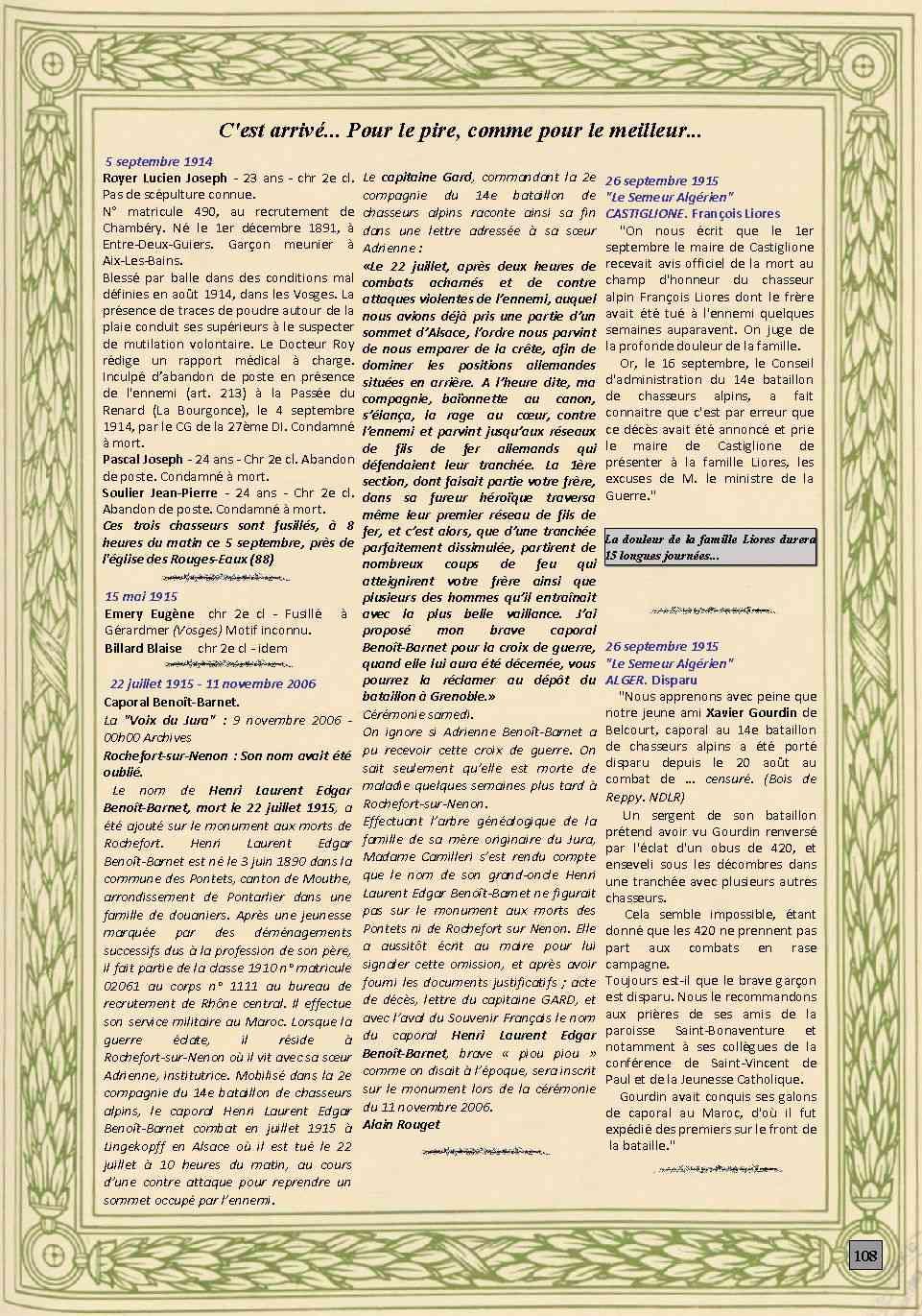14e Bataillon de Chasseurs - Page 6 Page_133