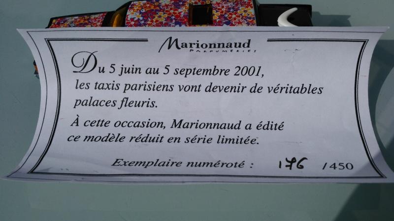 Marionnaud limousine cadillac  Img_2039