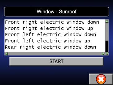 Probleme toit ouvrant et vitre arrière gauche qui ne çe ferme plus Window10