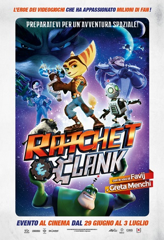 [film] Ratchet & Clank – Il film (2016) Captur28