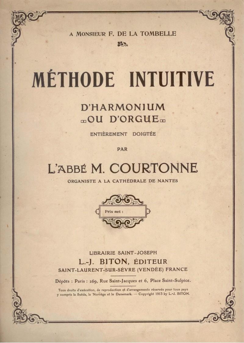 Inventaire des méthodes d'harmoniums - Page 2 Method10