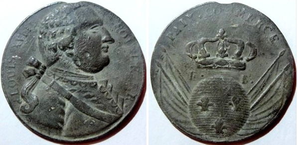 médaille a identifié Louis_10