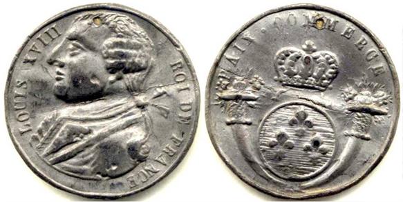 médaille a identifié Louis_11