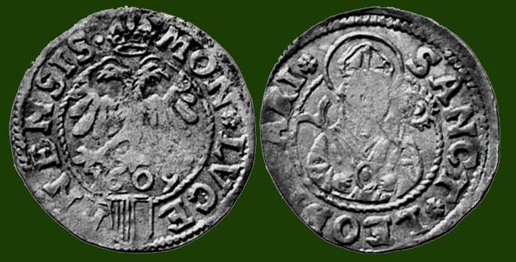 Schilling du canton de Lucerne, Suisse (1609 ?) Schill10