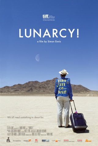Lunarcy, documentaire canadien sur les passionnés de la lune. Lunarc10
