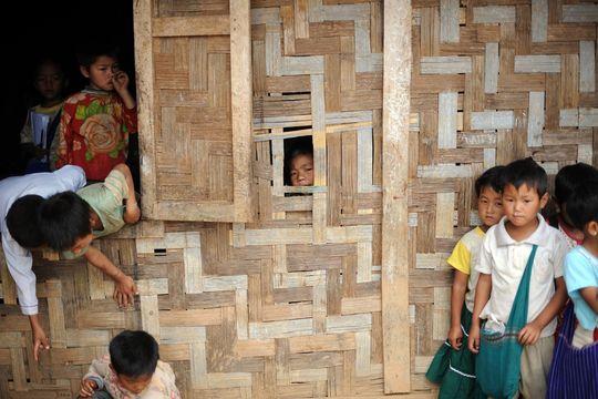 L'état Kachin, en proie à des combats 17721710
