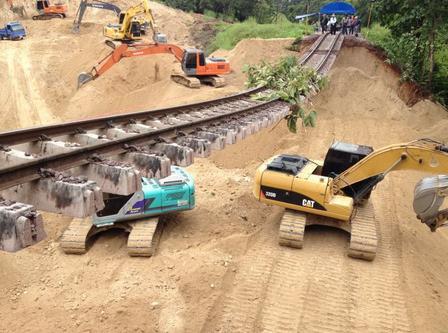 Thailande - Se déplacer en train, bus, avion ... 42482810