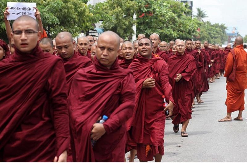 Birmanie / Bangladesh  - Répression contre les Rohingyas - Page 2 58361110