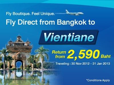 Nok Air + Bangkok Airways =  Bangkok (Thailande) - Ventiane (Laos) 60225_10