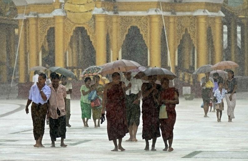 25 ans d'aventures en Birmanie : un livre de Thierry Falise  Screen33