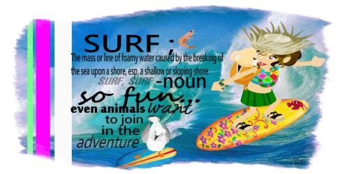 Contest 49: Search for More Graphic Artists Surf10