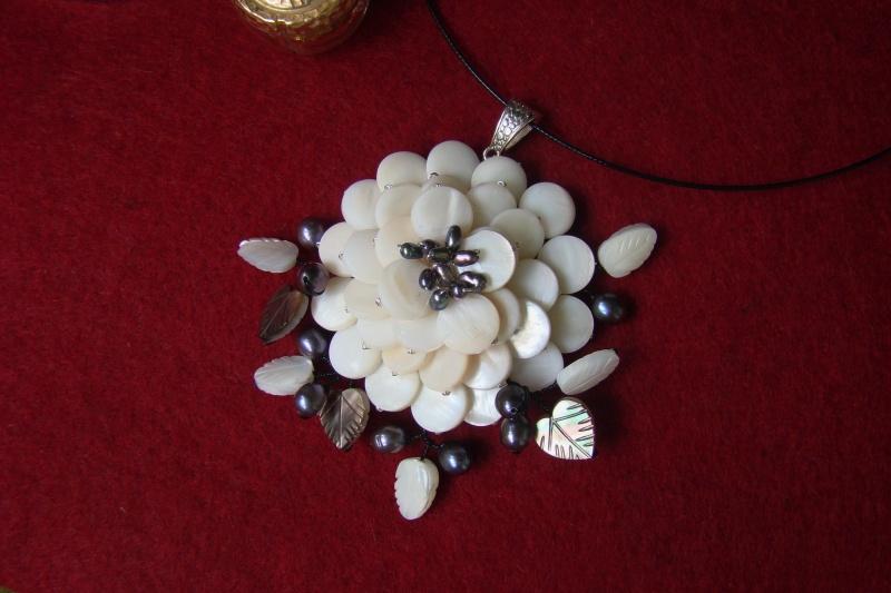 """""""Flori de piatră-Bijoux"""" albumul I-bijuterii artizanale marca Didina Sava - Pagina 3 Colier10"""