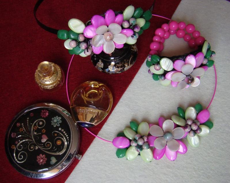 """""""Flori de piatră-Bijoux"""" albumul I-bijuterii artizanale marca Didina Sava - Pagina 3 Colier14"""