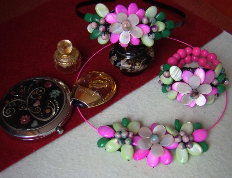 """""""Flori de piatră-Bijoux"""" albumul I-bijuterii artizanale marca Didina Sava - Pagina 3 Colier15"""
