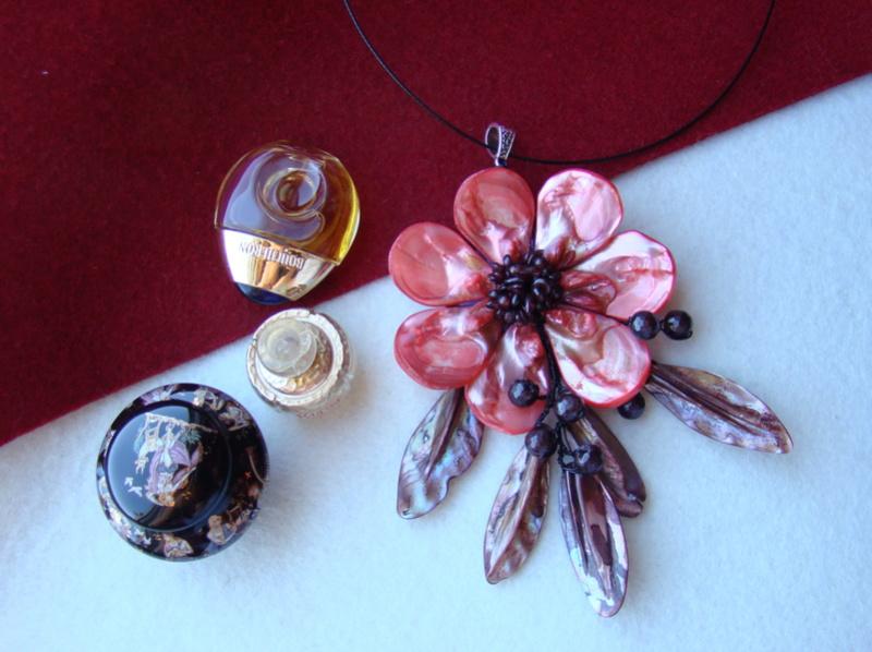 """""""Flori de piatră-Bijoux"""" albumul I-bijuterii artizanale marca Didina Sava - Pagina 3 Colier18"""