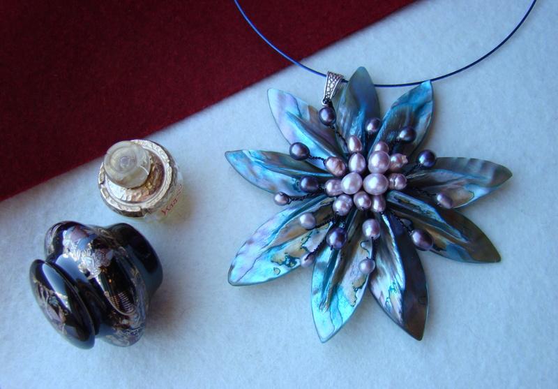 """""""Flori de piatră-Bijoux"""" albumul I-bijuterii artizanale marca Didina Sava - Pagina 3 Colier20"""