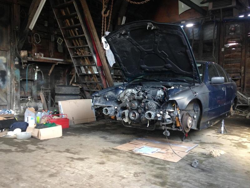 BMW E36 320i pour faire du Grift - Page 2 13668710