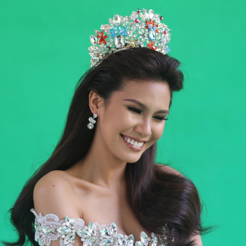 The Official Thread of MISS EARTH 2015 @ Angelia Ong- Philippines  - Page 4 13445410
