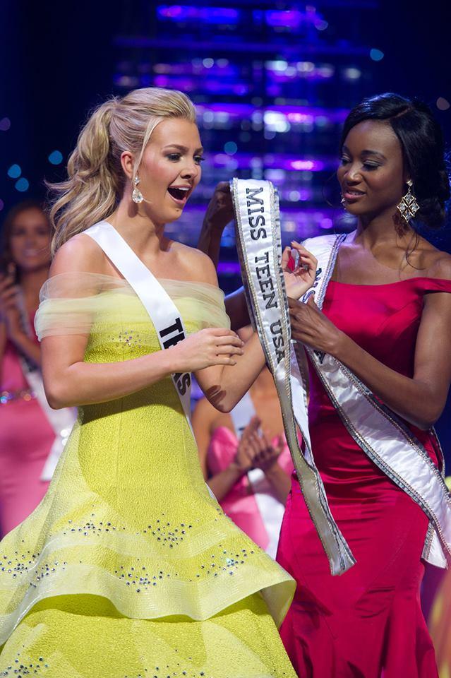 Miss Teen USA 2016-Karlie Hay from Texas 13876112