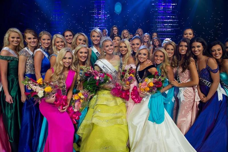 Miss Teen USA 2016-Karlie Hay from Texas 13891810