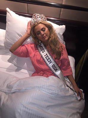 Miss Teen USA 2016-Karlie Hay from Texas 13900210