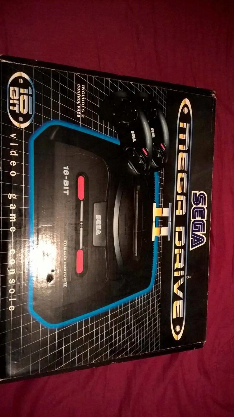 Estimation Collection Mega Drive jeux et console  14139310